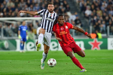 Video Juventus vs Galatasaray 2-2 Hasil Liga Champions 3 Oktober 2013