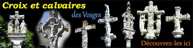 CROIX ET CALVAIRES DES VOSGES