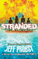 bookcover of STRANDED by Chris Tebbetts and Jeff Probst