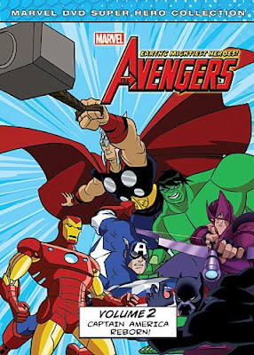 Earths Mightiest Heroes 2 - The Avengers: Earth&#39s Mightiest Heroes Season 2 2012