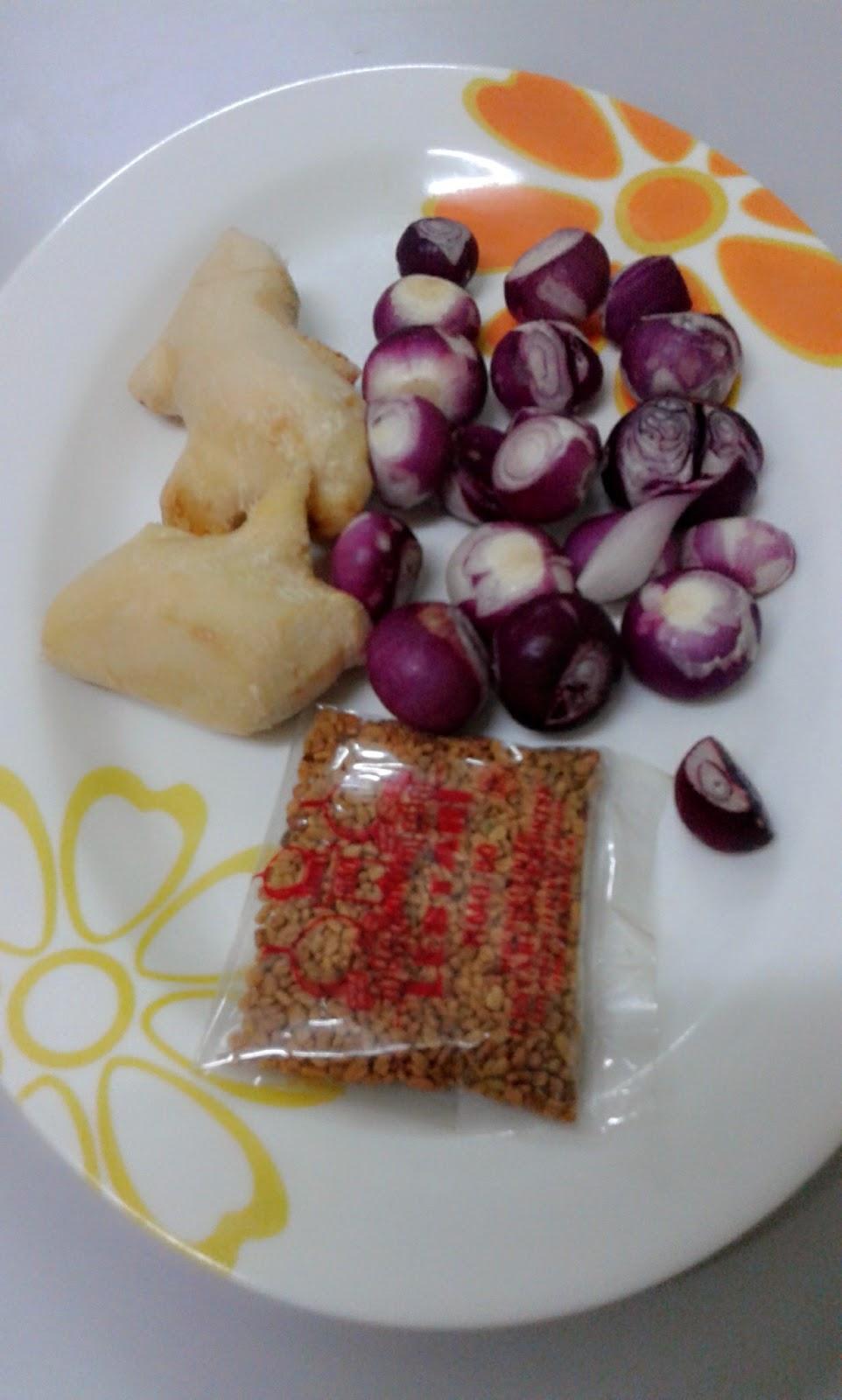 Nasi dagang, nasi dagang lynn munir, rempah ratus nasi dagang, herba nasi dagang