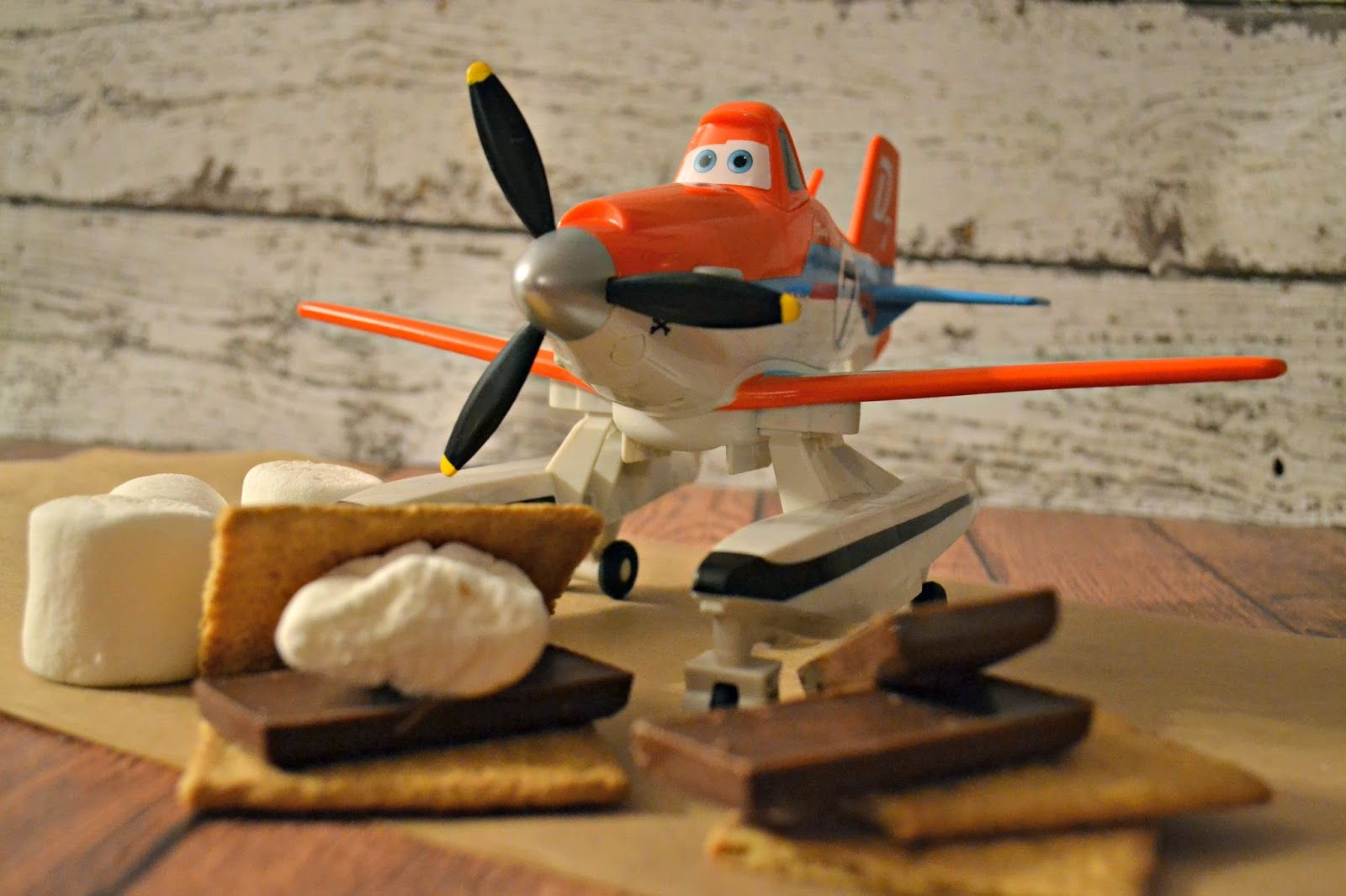 Planes Planes Movie Disney Planes Planes the Movie Planes Characters Disney Planes Dusty Courage Disney Values DIY S'mores Kit.  S'mores kit printable