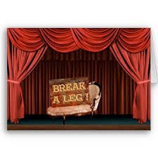 Break a leg idiom