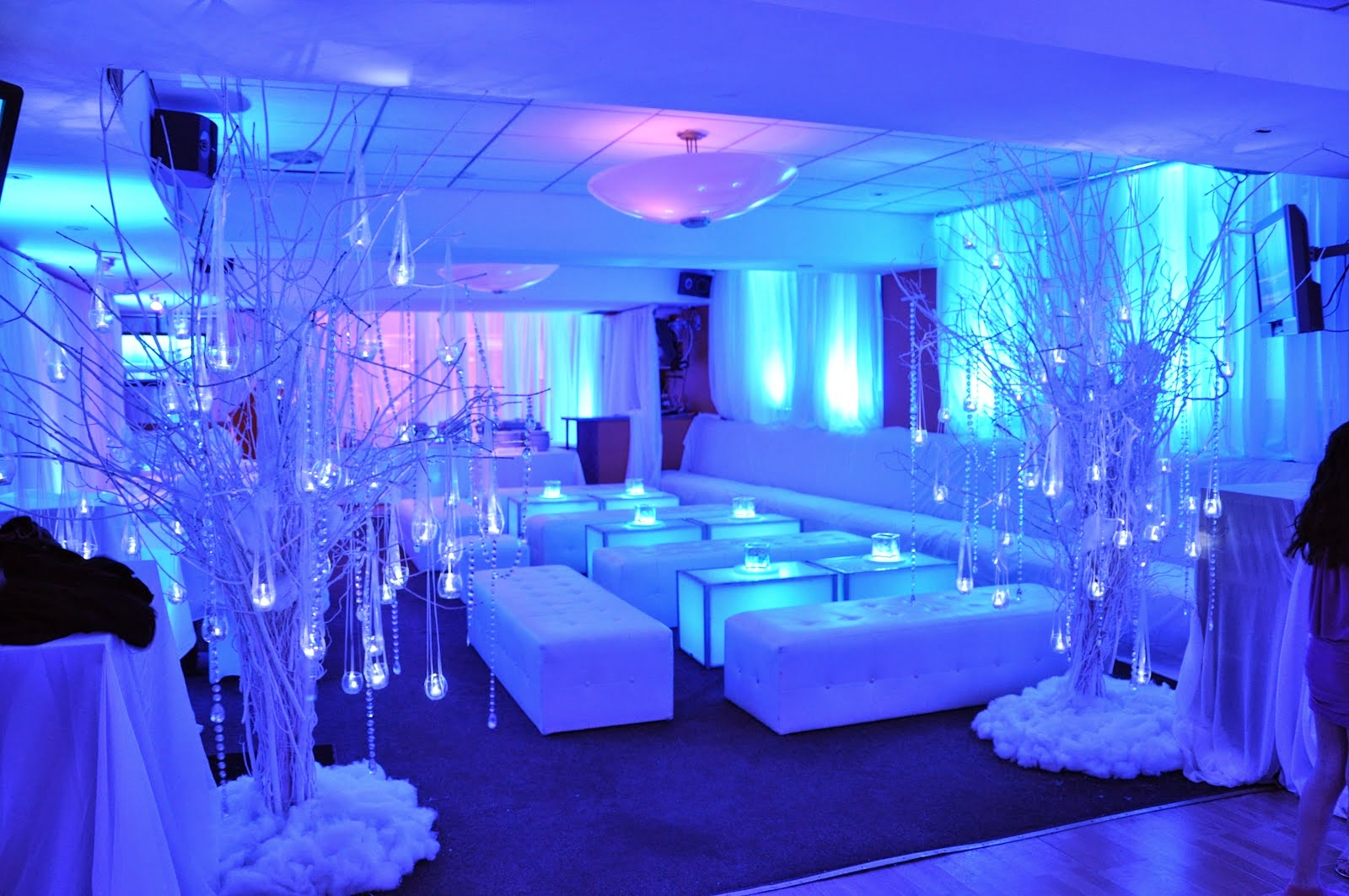 Decoracion de Bodas Lounge, parte 5