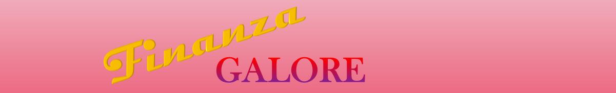 FINANZA GALORE