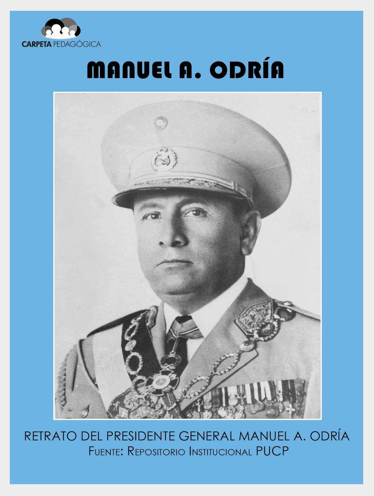 El ochenio de  Manuel Odría (1948 -1956)