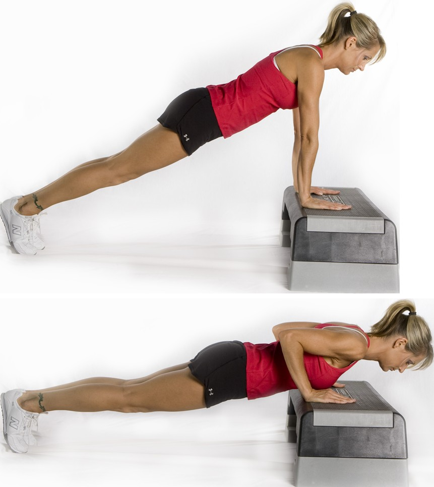 Can You Build Chest With Push Ups