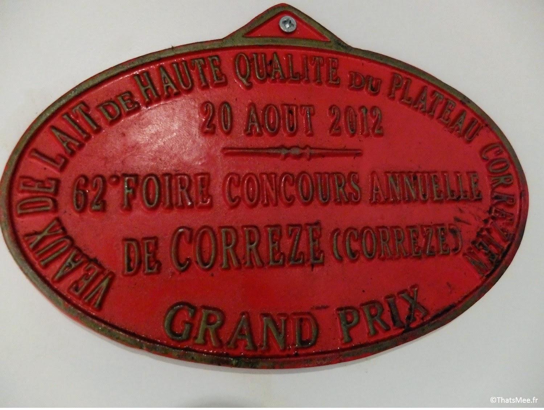 Restaurant Atelier Vivanda Akrame Paris spécialités viandes grand prix médaille Corrèze