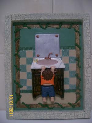 El baul de margali noviembre 2011 - Cuadros de escayola ...