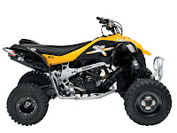 2013 Can-Am DS 450 Xmx ATV pictures 3