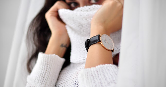 StyleJustEasier: Latest obsession-Daniel Wellington watches