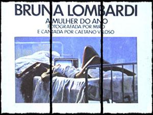 Bruna Lombardi na Revista Status