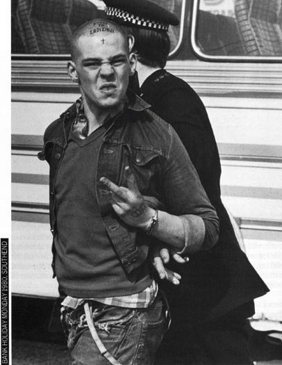 British Subcultures - Skinheads: June 2013