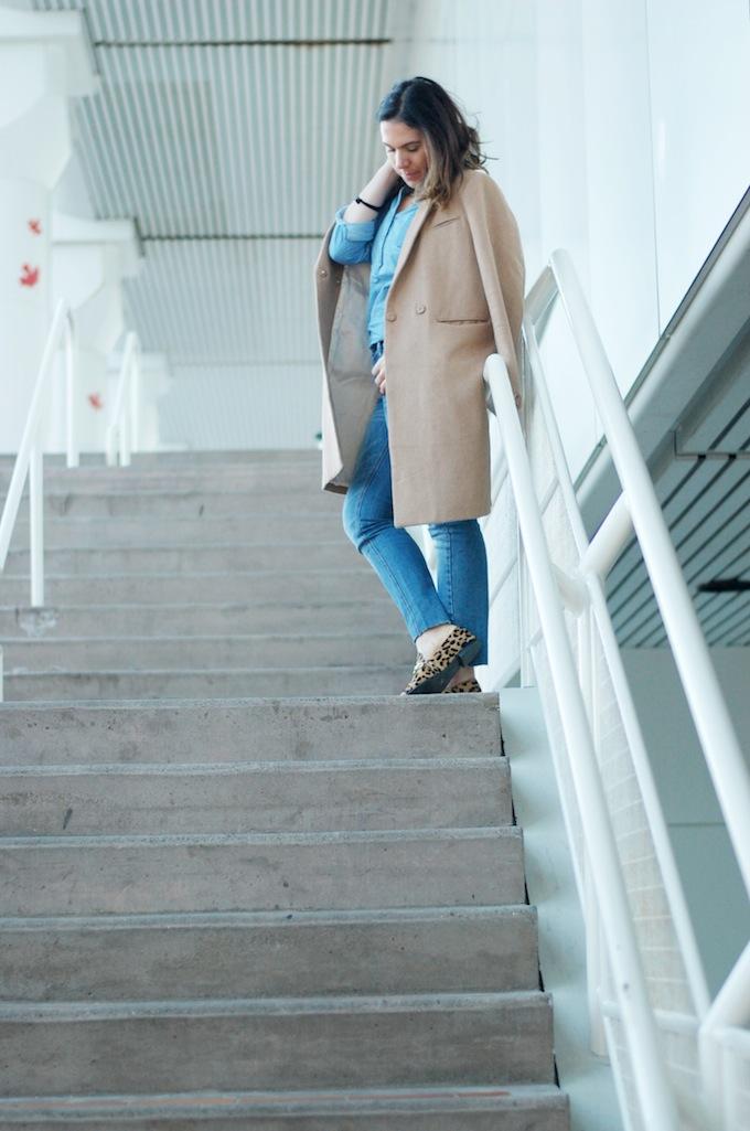Canadian tuxedo Vancouver fasihon blogger