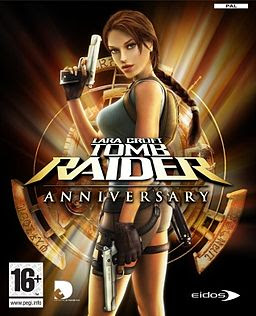 Tomb Raider Anniversary Cover