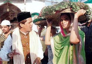 Actress Bipasha Basu visits Ajmer Sharif Dargah