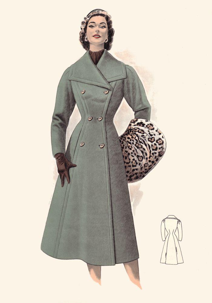 1001 fashion trends: 1950 Fashion Style