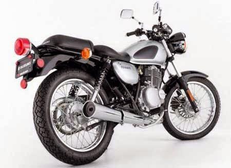 Motor Klasik Suzuki