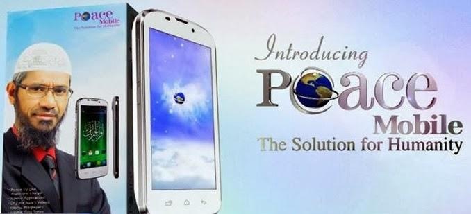 Peace mobile Pakistan