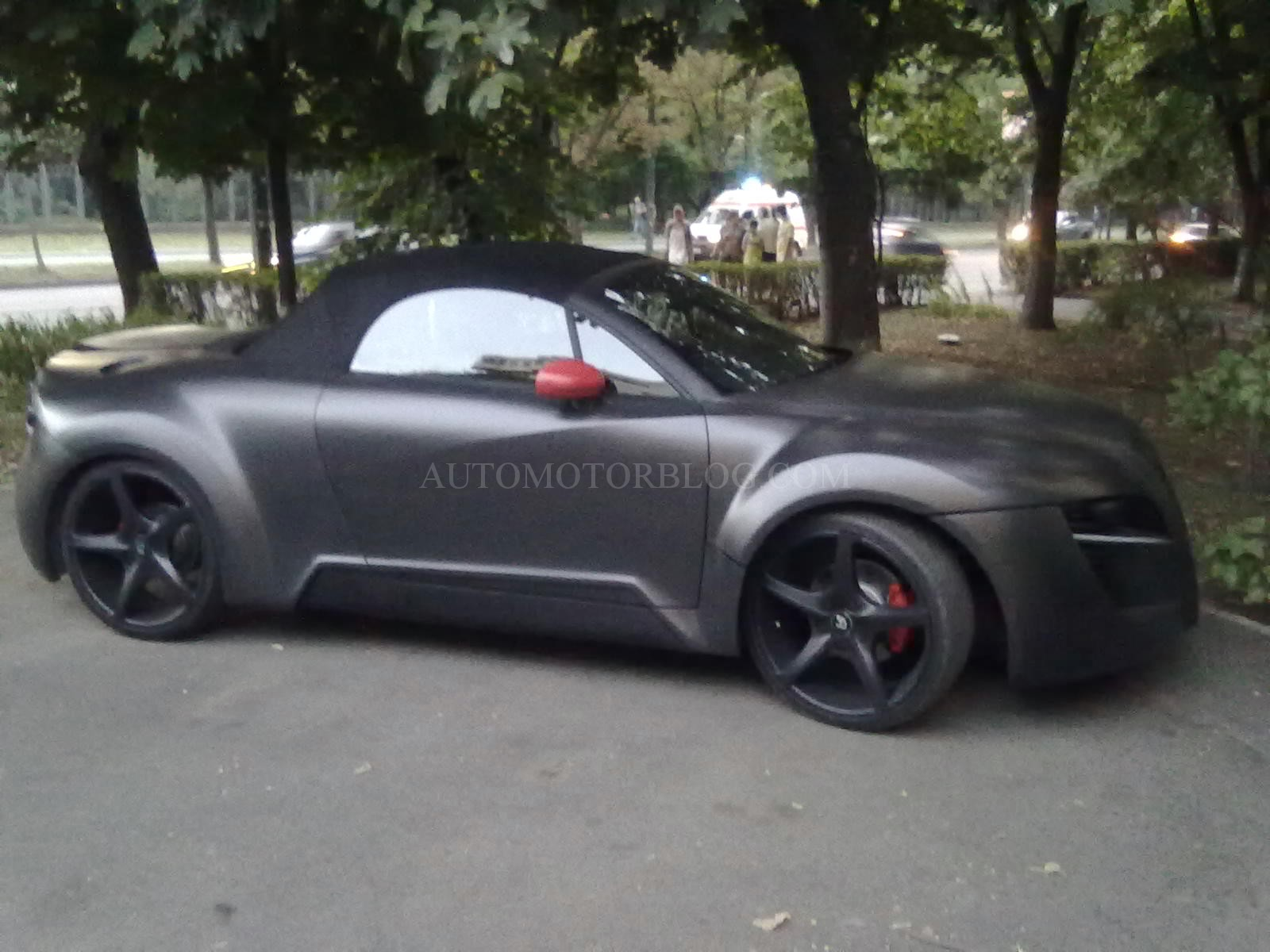 homespun audi tt mk1 with a face very few could love. Black Bedroom Furniture Sets. Home Design Ideas