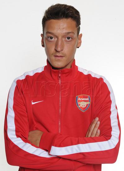 BBC Football: Arsenal >> Mesut Ozil Profile