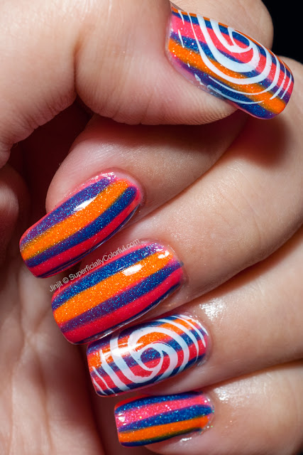 Shimmer Jelly The Nail Junkie