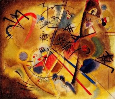 Petit somni en vermell (Wassily Kandinsky)