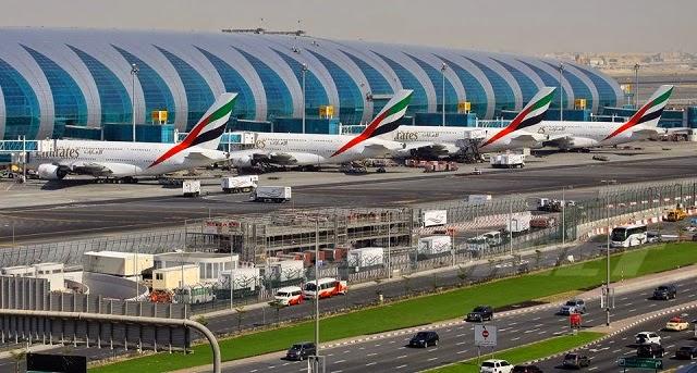 Dubai Airport Job Openings - May 2015