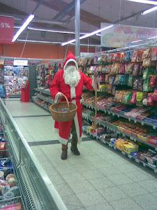 Tamperelainen joulupukki