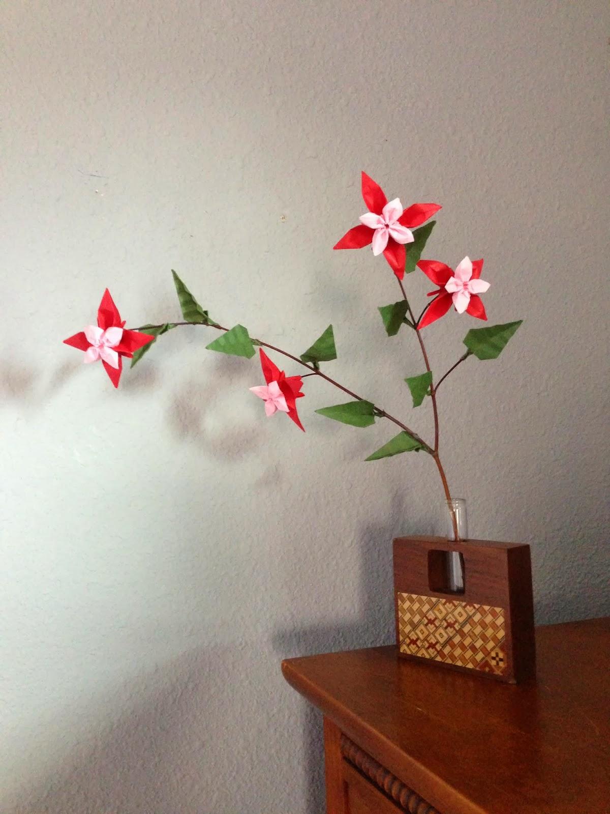 yukis origami blog review origami bonsai kit by