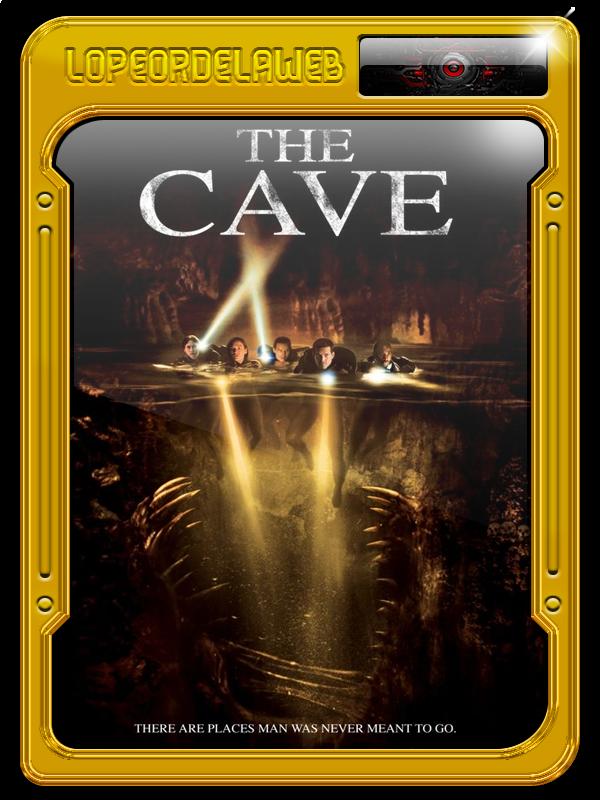 The Cave (La Caverna Maldita) (2005) [BrRip-720p-Dual-Mega]