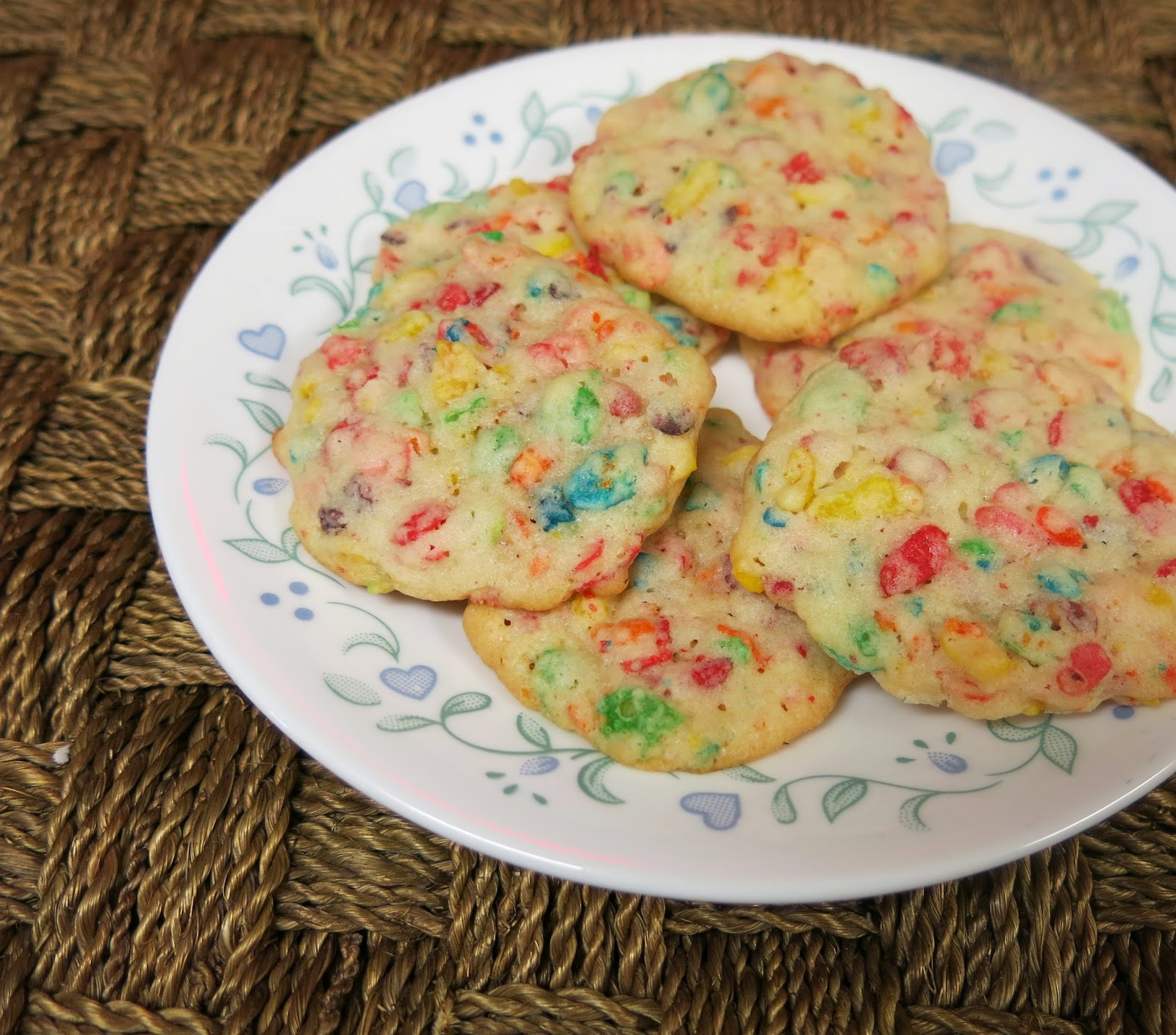 kaleidoscope cookies