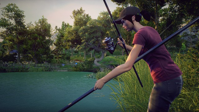 Euro Fishing PC Games Gameplay