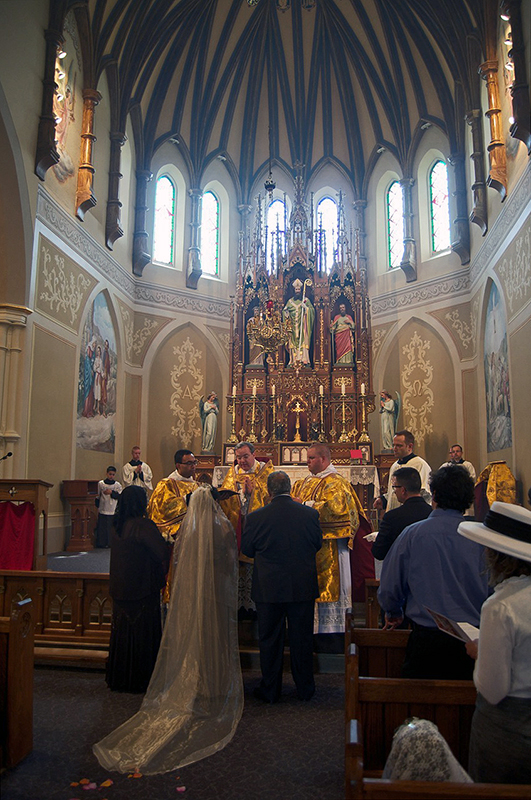 Liturgia Matrimonio Rito Romano : Catholicvs solemne santa misa nupcial en la forma
