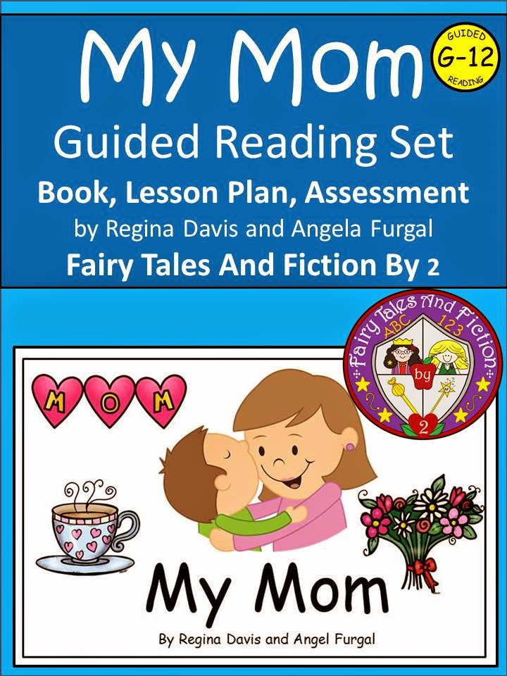 http://www.teacherspayteachers.com/Product/A-FREEBIE-Mothers-Day-ThemeMy-Mom-Level-G-12-Guided-Reading-Book-1233085
