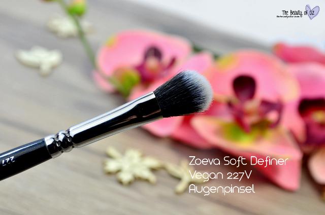 Zoeva Augenpinsel Soft Definer Vegan 227V