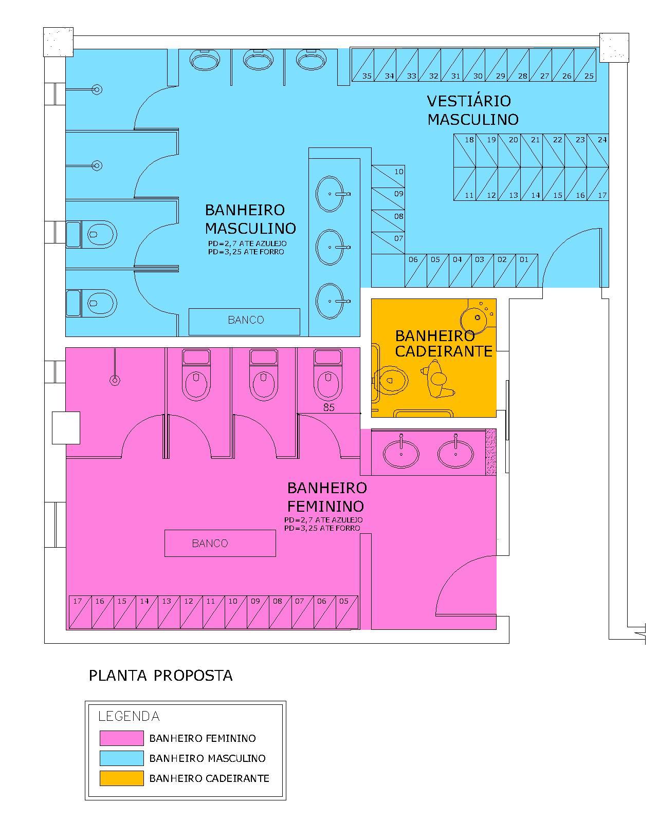 Priscila Napoli Arquitetura e Interiores: Vestiário #CA9701 1280 1600