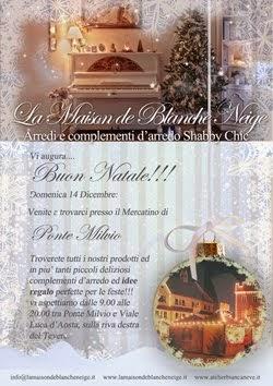 Mercatino di Natale ... a Ponte Milvio