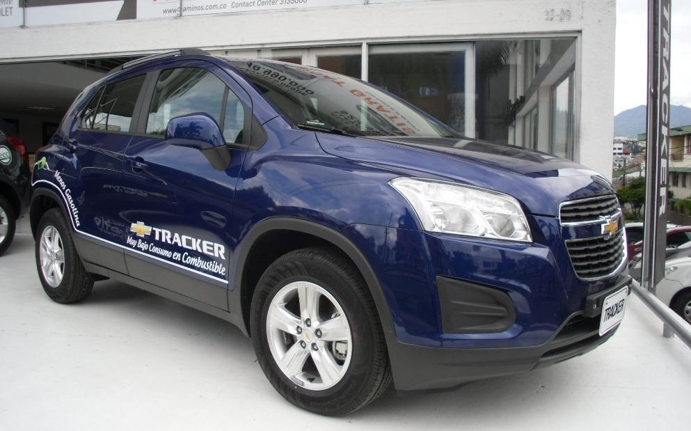 Chevrolet Tracker terá motor 1.8 Flex no Brasil