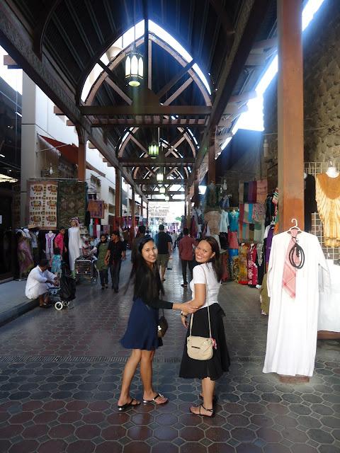 Old Souk in Bur Dubai