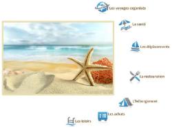 image de couverture du guide Mes vacances 2012 - crédit visuel DGCCRF