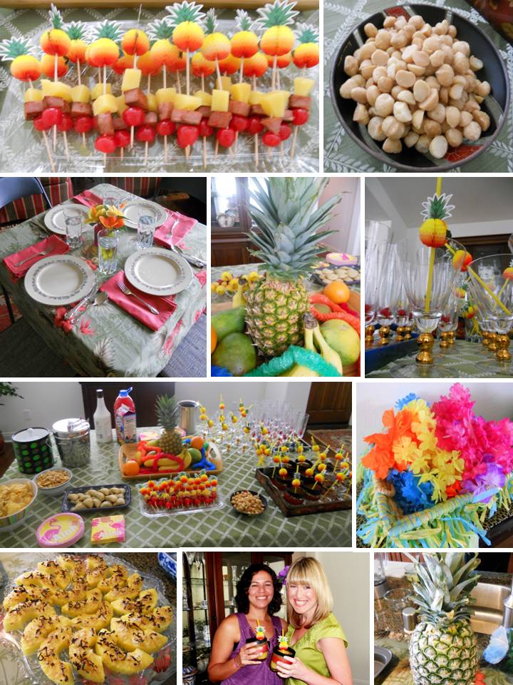 May 31,  · Great Hawaiian party food, luau party decorations, luau party games and more great ideas for your fun Hawaiian themed party that are easy to pull off. Pick and choose what works for you to throw the best party ever! Every year Amber and her hubby throw a Servings: