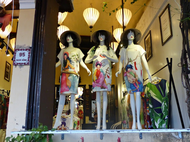 Lusy's Dream boutique in Hoi An