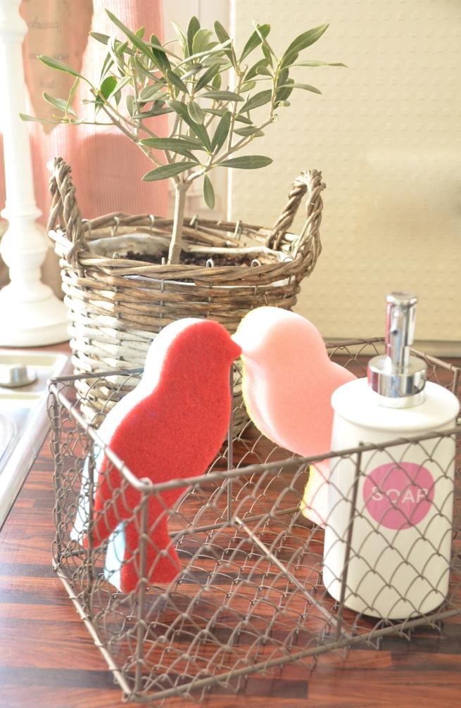 L O L A Lots of lovely accessories: Küche und ein Hauch von Rosa....