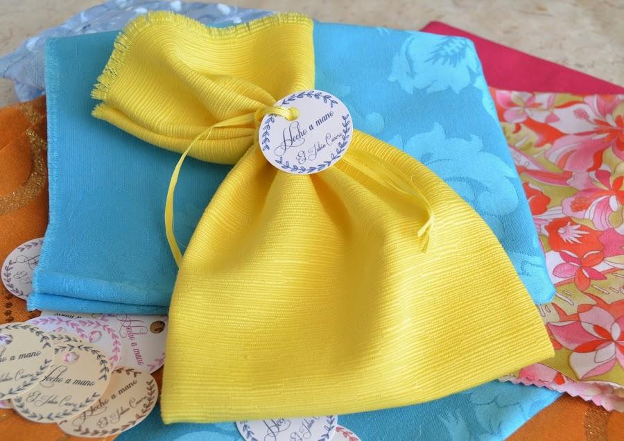 Bolsitas para jabones y balsamos el jabon casero regalos
