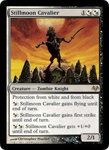 Stillmoon Cavalier Magic the Gathering