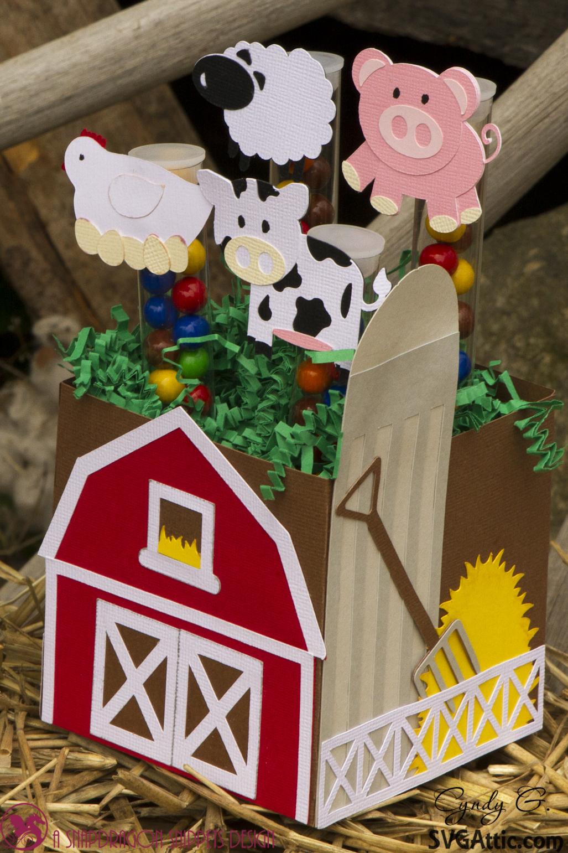 Svg Attic Blog Down On The Farm
