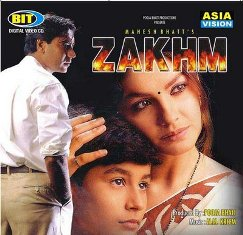 Download Hindi Movie Zakhm MP3 Songs Download, Download Zakhm MP3 Songs