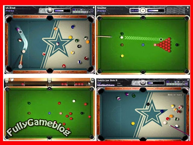 Cue Club - Pool and Snooker PC Game