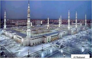 Sejarah Masjid Nabawi di Kota Madinah